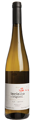 Azores Wine Company, Pico, Verdelho O Original, Azores, 2016