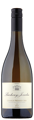 Bacheroy-Josselin, Chablis, 1er Cru, 1er Cru, Burgundy, 2013