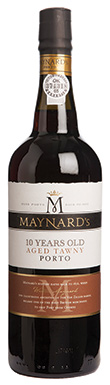Maynard's, Port, 10 Year Old Tawny, Douro, Portugal