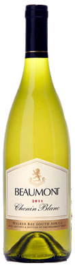 Beaumont, Bot River, Chenin Blanc, Walker Bay, 2011