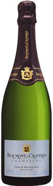 Beaumont Des Crayères, Fleur de Meunier, Champagne, 2008