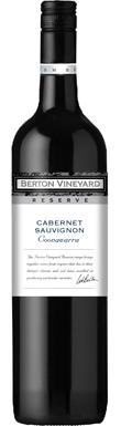 Berton Vineyards, Coonawarra, Reserve Cabernet Sauvignon,