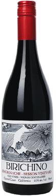Birichino, Besson Vineyard, Old Vines Vignes Centenaires
