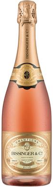 Bissinger, Brut Rosé, Champagne, France