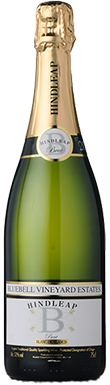 Bluebell Vineyards, Hindleap Blanc de Blancs, Sussex, 2010