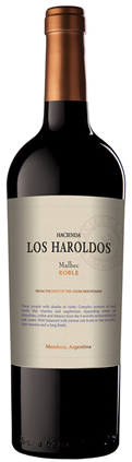 Bodega Los Haroldos, La Consulta, Roble Malbec, 2014