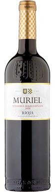 Bodegas Muriel, Tempranillo, Rioja, Mainland Spain, 2014
