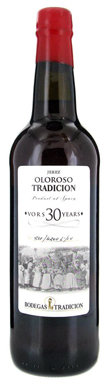 Bodegas Tradición, Oloroso, 30 year old, VORS, Jerez, Spain