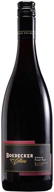 Boedecker Cellars, Willamette Valley, Athena Pinot Noir,