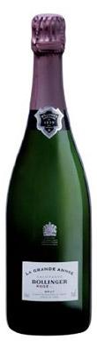 Bollinger, La Grande Année Rosé Brut, Champagne, 2002