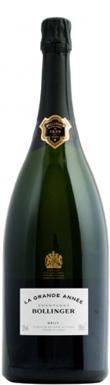 Bollinger, Grande Année (Magnum), Champagne, France, 2007