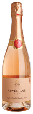 The Bolney Estate, Cuvée Rosé, England, United Kingdom, 2009