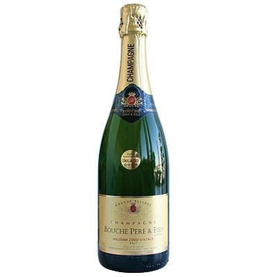 Bouche Pere et Fils, Grande Réserve Brut, Champagne, 2000
