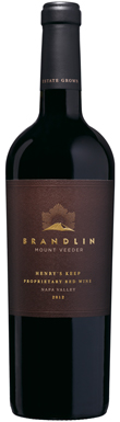 Brandlin, Napa Valley, Henry's Keep, California, USA, 2012