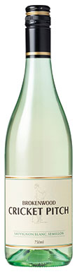Brokenwood, Sauvignon Blanc-Sémillon, Cricket Pitch, 2014