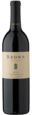 Brown Estate, Napa Valley, Cabernet Sauvignon, 2014