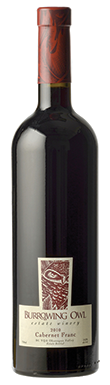 Burrowing Owl Estate Winery, Cabernet Franc, 2010