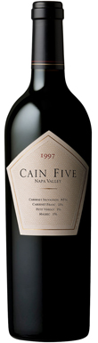 Cain, Napa Valley, Cain Five, California, USA, 1997