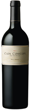 Cain Vineyard & Winery, Spring Mountain, Concept, 2012