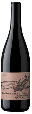 Calder Wine Company, Napa Valley, Charbono, California, 2013