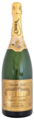 Cattier, Premier Cru, (magnum), Champagne, France, 1993