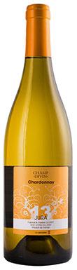 Champ Divin, Chardonnay, Jura, France, 2013