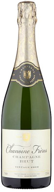 Chanoine Frères, Brut, Champagne, France, 2009