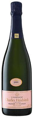 Charles Heidsieck, Brut Rosé, Champagne, France, 1999