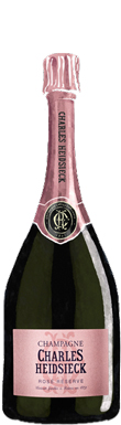 Charles Heidsieck, Brut Reserve Rosé, Champagne, France
