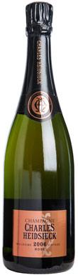 Charles Heidsieck, Rosé, Champagne, France, 2006