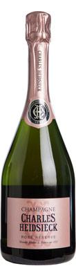 Charles Heidsieck, Rosé Réserve, Champagne, France