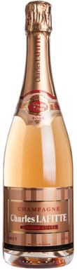 Charles Lafitte, Grand Cuvée Rosé, Champagne, France