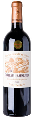 Château Beauséjour, St Emilion, Premier Grands Crus Classes,