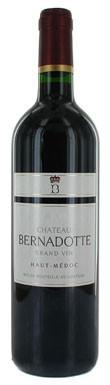Château Bernadotte, Haut-Médoc, Bordeaux, France, 2016