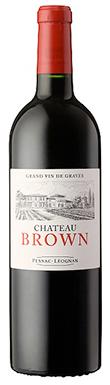 Château Brown, Graves, Pessac-Léognan, Bordeaux, 2015