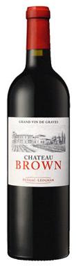 Château Brown, Pessac-Léognan, Bordeaux, France, 2012