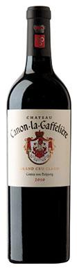 Château Canon-la-Gaffelière, St-Émilion, Grand Cru, 2010