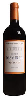 Château Desmirail, Margaux, 3ème Cru Classé, 2012