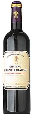 Château Grand Ormeau, Lalande-de-Pomerol, Bordeaux, 2013