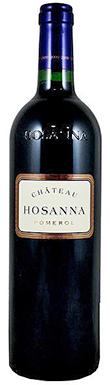 Château Hosanna, Pomerol, Bordeaux, France, 2015