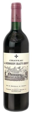Château La Mission Haut-Brion, Pessac-Léognan, Grand Cru