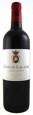 Château Lalande, St-Julien, Cru Bourgeois, Bordeaux, 2016