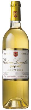 Château Lamothe-Guignard, Sauternes, 2eme Cru Classé, 2013