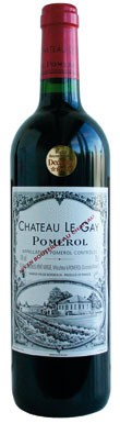Chateau Le Gay, Pomerol, Bordeaux, France, 2016