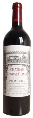 Château l'Eglise Clinet, Pomerol, Bordeaux, France, 2013