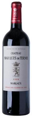 Château Marquis de Terme, Margaux, 4ème Cru Classé, 2009