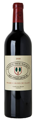 Château Pavie Macquin, St-Émilion, Grand Cru, 2010