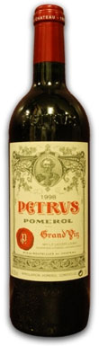 Petrus, Pomerol, Bordeaux, France, 2012
