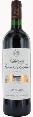 Château Prieure Lichine, Margaux, 4ème Cru Classé, 2013