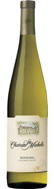Chateau Ste Michelle, Columbia Valley, Riesling, 2015